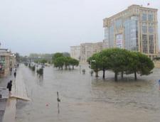 Sudul Frantei, devastat de inundatii - cinci persoane au murit