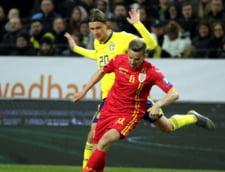 Suedezii ameninta ca ies de pe teren in meciul cu Romania: Asa ceva nu ar trebui sa existe in intreaga planeta
