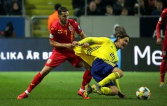 Suedezii chiar vor sa iasa de pe teren in meciul cu Romania - anuntul facut de selectionerul nordicilor