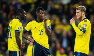 Suedezii fac presiuni ca Romania sa fie pedepsita dur de UEFA: Au mai gasit un jucator care sustine ca a fost victima rasismului la Bucuresti