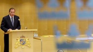 Suedia va recunoaste Palestina