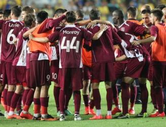 Sufocata de datorii, CFR Cluj uimeste in Liga 1