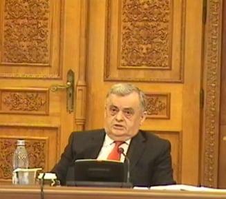Sufrageria lui Oprea a generat scene de teatru absurd in Comisia de ancheta a alegerilor din 2009 (Video)