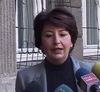 Sulfina Barbu: A descoperit si domnul Crin Antonescu ca suntem in criza (Video)