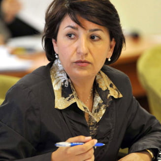 Sulfina Barbu: Alianta Socialista a incalcat Constitutia - Interviu