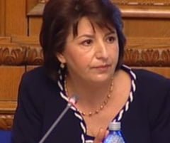 Sulfina Barbu: Atragerea investititorilor, solutie pentru crearea locurilor de munca