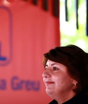 Sulfina Barbu: Boc e onest, Blaga e un bun organizator