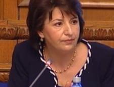 Sulfina Barbu: E descurajant ca un angajat sa castige mai putin decat un asistat social