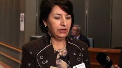 Sulfina Barbu: E suprinzator ca Ponta a dat PC si padurile