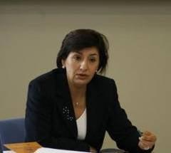 Sulfina Barbu: PSD apara in strada statul lui Iliescu cu privilegii si corupti