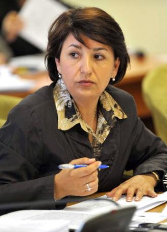 Sulfina Barbu: Ponta nu se dezice ca il are ca mentor pe Adrian Nastase