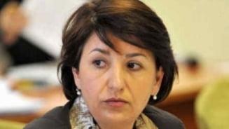 Sulfina Barbu: Romania, in pericol - va pierde 4,6 milioane de cetateni
