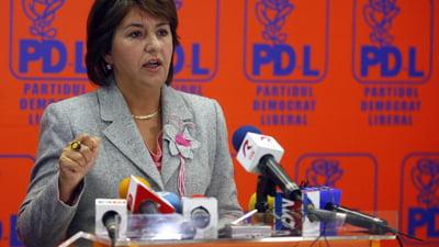 Sulfina Barbu: USL s-a spovedit in fata romanilor - a recunoscut ca Basescu are dreptate