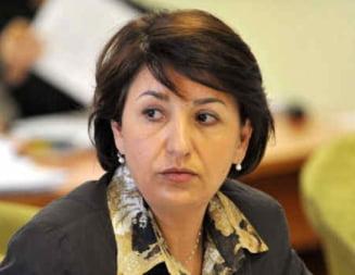 Sulfina Barbu, despre cum trebuie renegociat contractul pentru aurul de la Rosia Montana