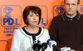 Sulfina Barbu, nemultumita de femeile din PSD si PNL