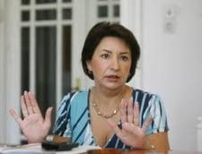Sulfina Barbu a renuntat la conducerea Organizatiei de femei a PDL
