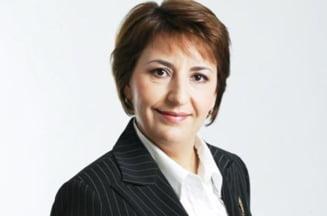 Sulfina Barbu atac la Miscarea Populara: Ridica prea multe pretentii
