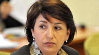 Sulfina Barbu le-a cerut senatorilor sa adopte Legea asistentei sociale