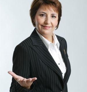 Sulfina Barbu vrea sa-i oblige pe functionarii publici sa-si selecteze gunoiul