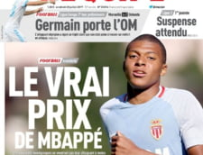 Suma incredibila ceruta de Monaco pentru Mbappe: Nu Real Madrid e favorita sa-l achizitioneze
