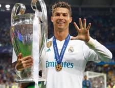 Suma uriasa ceruta de Real Madrid in schimbul lui Cristiano Ronaldo