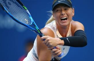 Suma uriasa pierduta de Maria Sharapova intr-un singur an