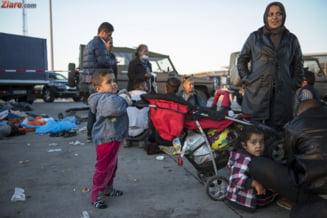 Summit crucial la Bruxelles: Liderii europeni decid soarta refugiatilor