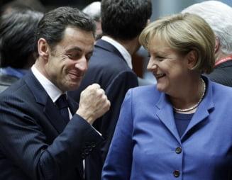 Summit decisiv pentru soarta euro - discutiile se prelungesc in noapte (Video)