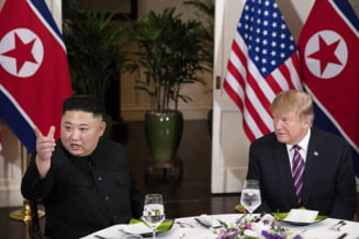 Summit-ul s-a incheiat brusc: Trump si Kim Jong-un n-au ajuns la un acord privind dezarmarea nucleara