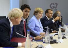 Summitul G7 s-a terminat cu o declaratie comuna de o pagina: Ce au stabilit liderii celor mai puternice tari