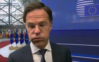 Summitul UE pe buget se anunta extrem de dur. Premierul olandez si-a luat o carte, anticipand un impas