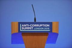 Summitul anticoruptie de la Londra: Romania s-a laudat cu DNA si ANI. Ce ne-am angajat sa facem