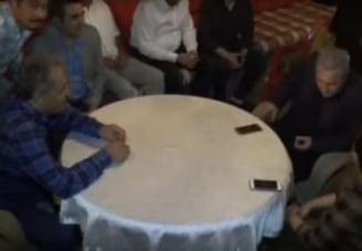 Sumudica, prezentat de turci la o terasa: Sunt nebun! (Video)