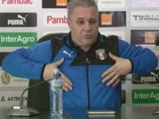 Sumudica isi anunta plecarea de la Astra daca va fi suspendat de FIFA