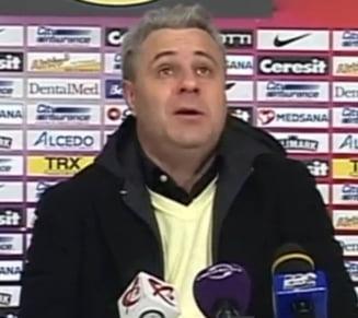 Sumudica reactioneaza dur dupa transferul lui Alibec la Steaua: Este o palma care mi-a fost data