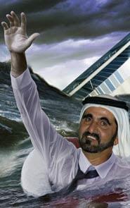 Sunday Times, blocat in Emiratele Arabe Unite