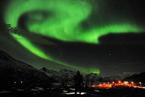 Sunete misterioase produse in timpul aurorelor boreale (Video)