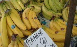 Sunt sau nu periculoase bananele cu etilena?