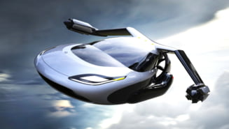 Suntem la doi ani departare de aparitia masinilor zburatoare - Una e in teste (Video)