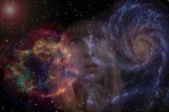Suntem veniti din galaxii indepartate, niste turisti spatiali, releva un studiu