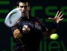 Super Djokovici face spectacol la Miami