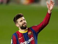 Super Liga a intrat la apa: Pique il ia peste picior pe seful lui Real Madrid