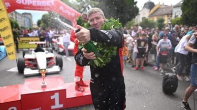 Super Rally: Jerome France se impune la Craiova și e matematic campion