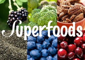 Super-alimentele, intre mit si adevar