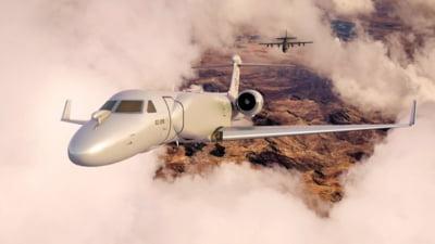 Super-avionul conceput să blocheze comunicațiile inamice intră în dotarea forțelor aeriene americane