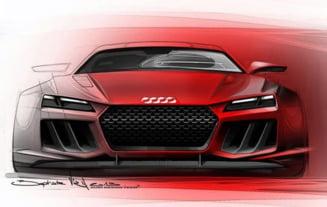 Super-masina hibrid de 700 de cai-putere, creata de Audi