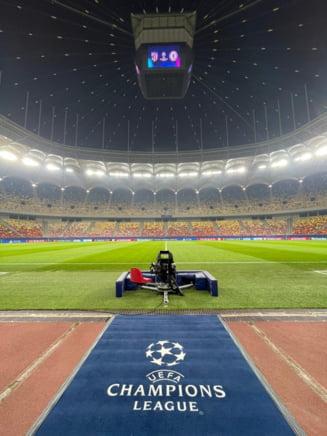 Super meciuri. S-au tras la sorti sferturile de finala si semifinalele din Champions League