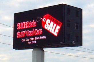 Super oferta Black Friday: Masini cu 1 dolar