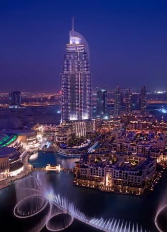 Superbele fantani arteziene din Dubai - partea I (Galerie foto)