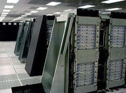 Supercomputer: 1.000.000 de miliarde de operatiuni pe secunda